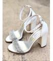 ''Happy Bride'' Sandals
