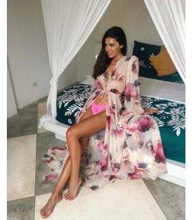 Rochie de plaja Evia