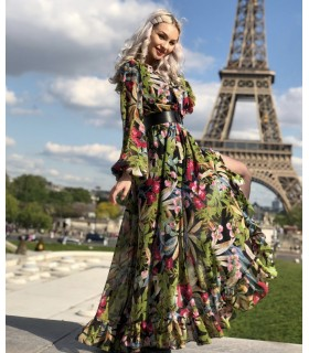 Spring Paris Dress