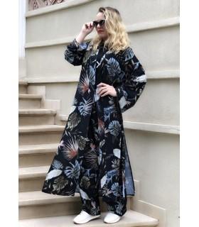 Rochie kimono Tropical Vibe