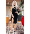 Black Monaco Dress