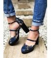 Pantofi cu toc Melissa