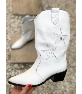 White Star Boots