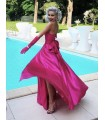 Rose Marilyn Dress