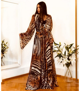 Wild Beach Dress