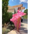 Pinky Beach Dress