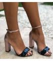 Sandale Elegant Purple
