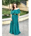 Flared Star Dress