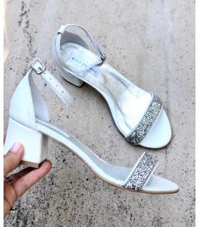 """""""Petite Bride'' Sandals"""