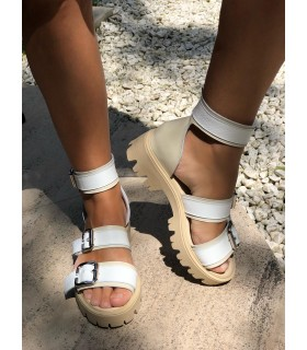 Pina Colada Sandals