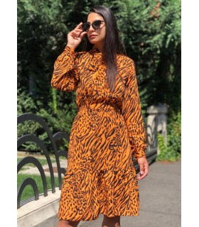 Tiger Love Dress