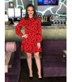 copy of Red Leopard Dress