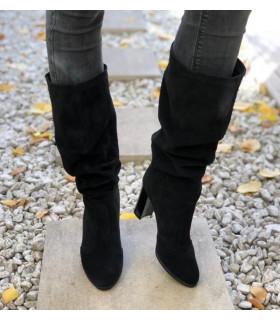 Black Onix Boots