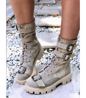 Desert Sand Boots