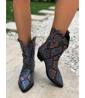 Royal Snake Boots