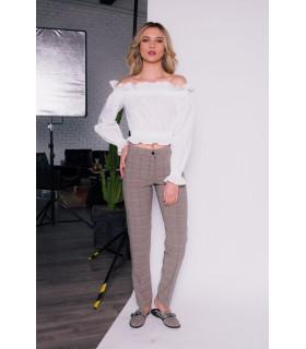 Pantaloni Nice Grey