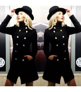 Black & Bold Coat