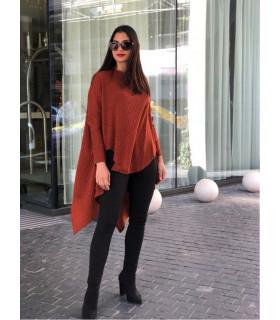 RED Brick Sweater