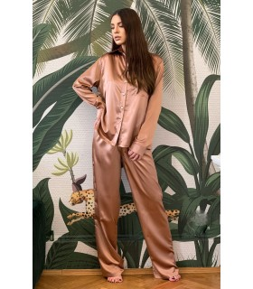 Set Pijamale Capuccino