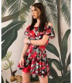 Rochie Red Army