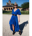 Blue Sensation Dress