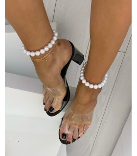Sandale Caviar&Pearls