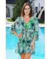 Mini Palms Caftan