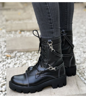 Cool Black Boots