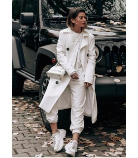 Trench Blanca