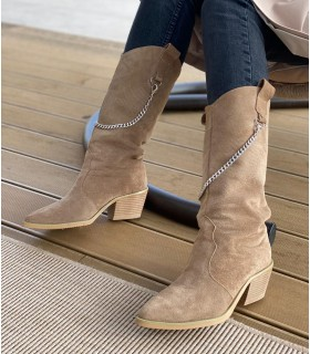 Summer Brownie Boots