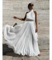 White Feeria Dress