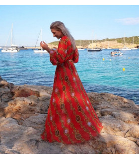 Paloma Beach Dress