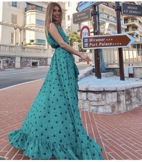 Rochie Green Star