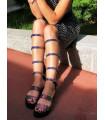 Gladiator Sparkling Sandals