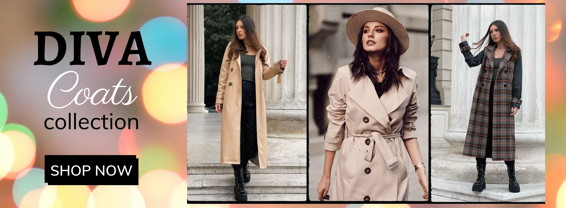 Diva Coats Collection